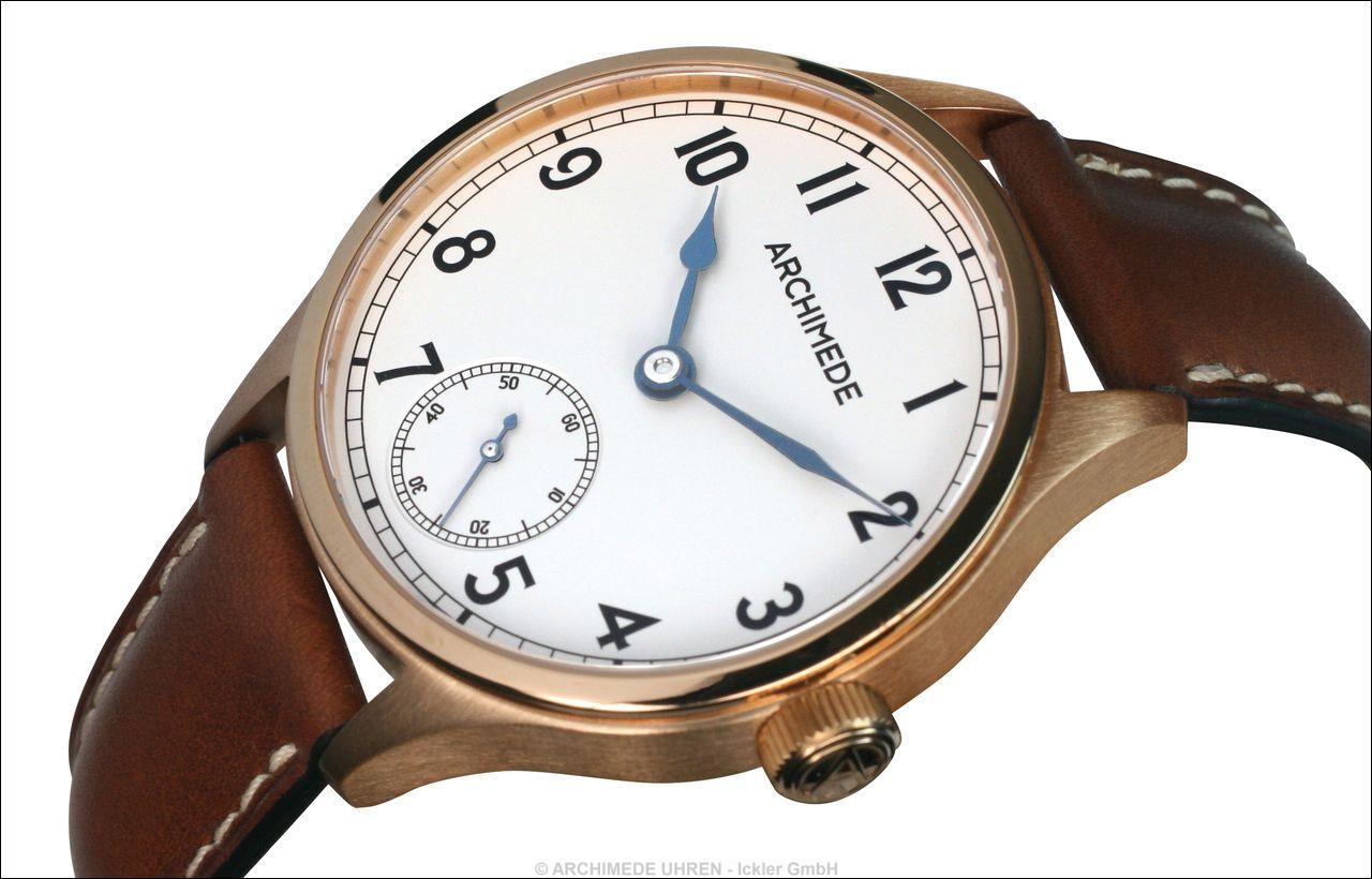 ARCHIMEDE : DeckWatch Bronze