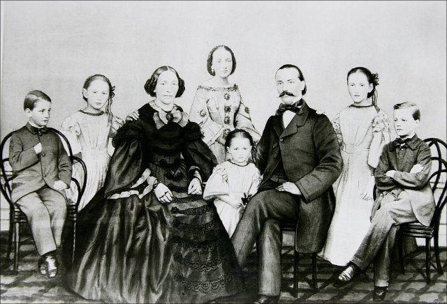 Familienbild: Erhard Junghans