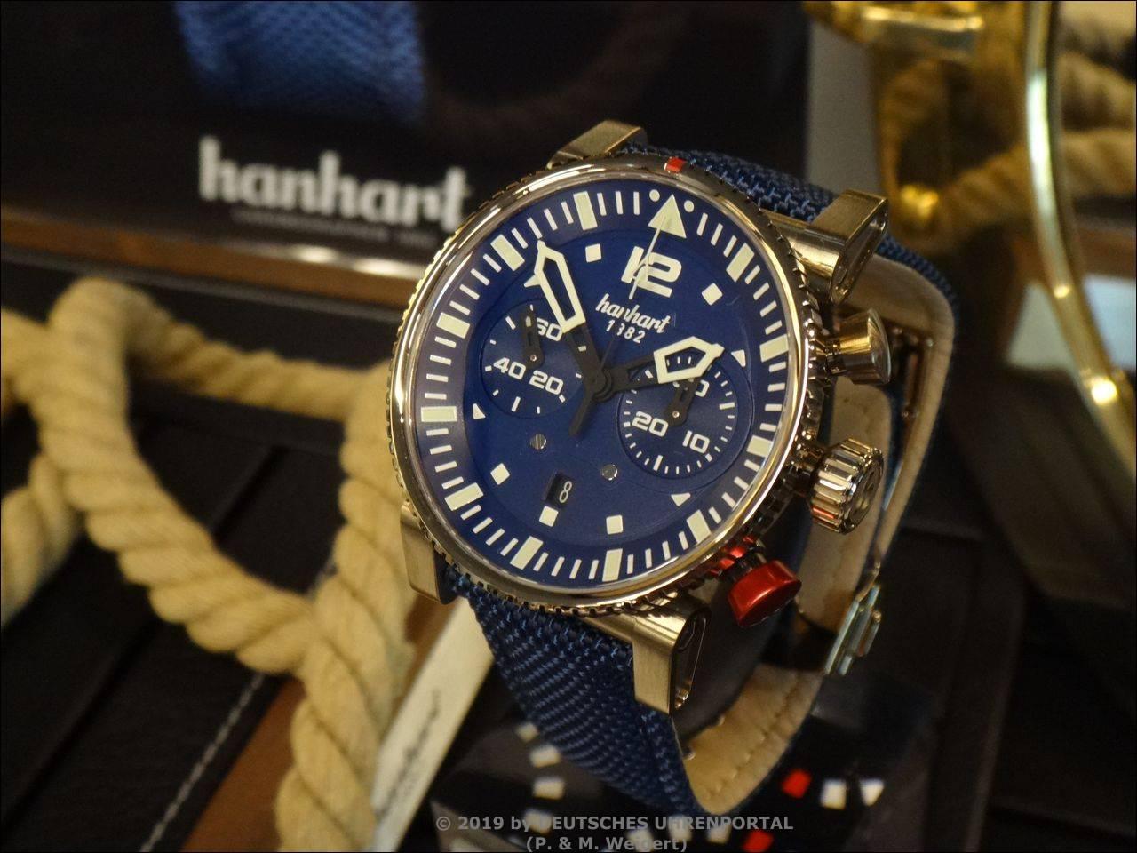 Hanhart > PRIMUS Nautic Pilot Bronze