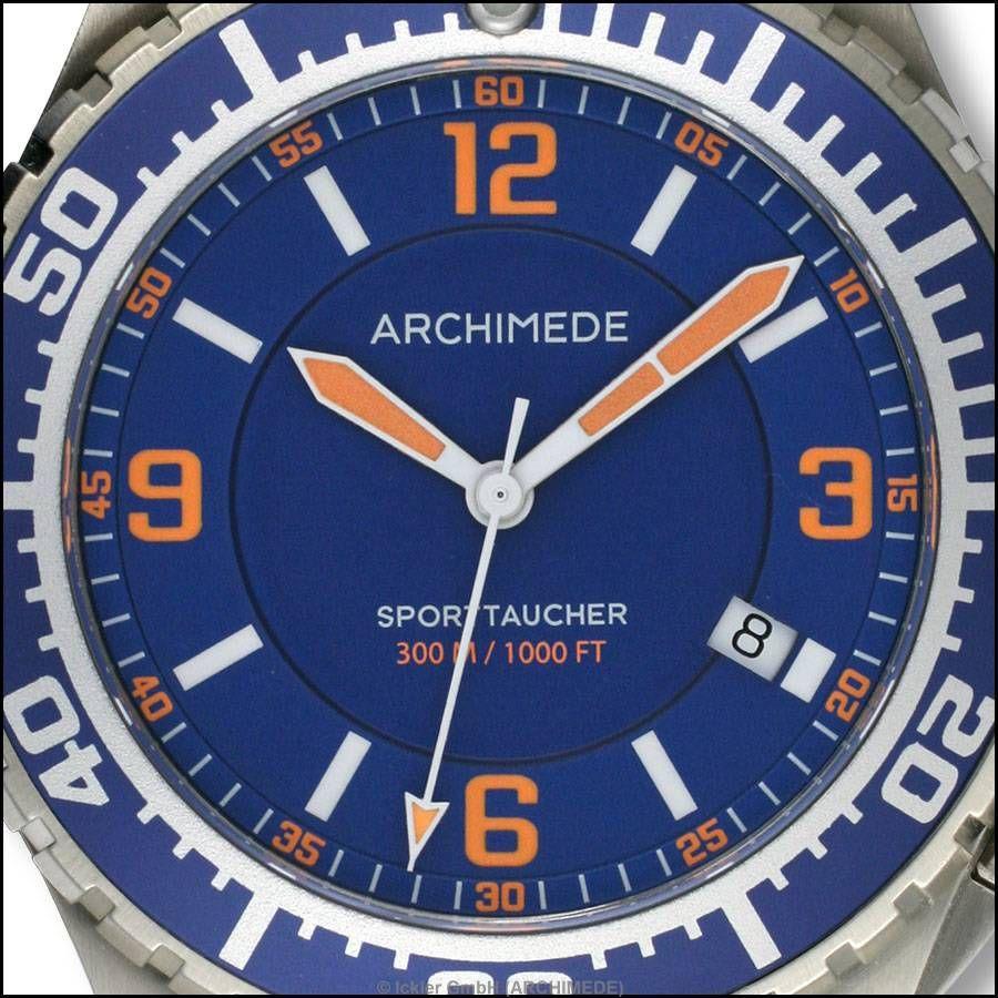 Archimede > SportTaucher A Automatik