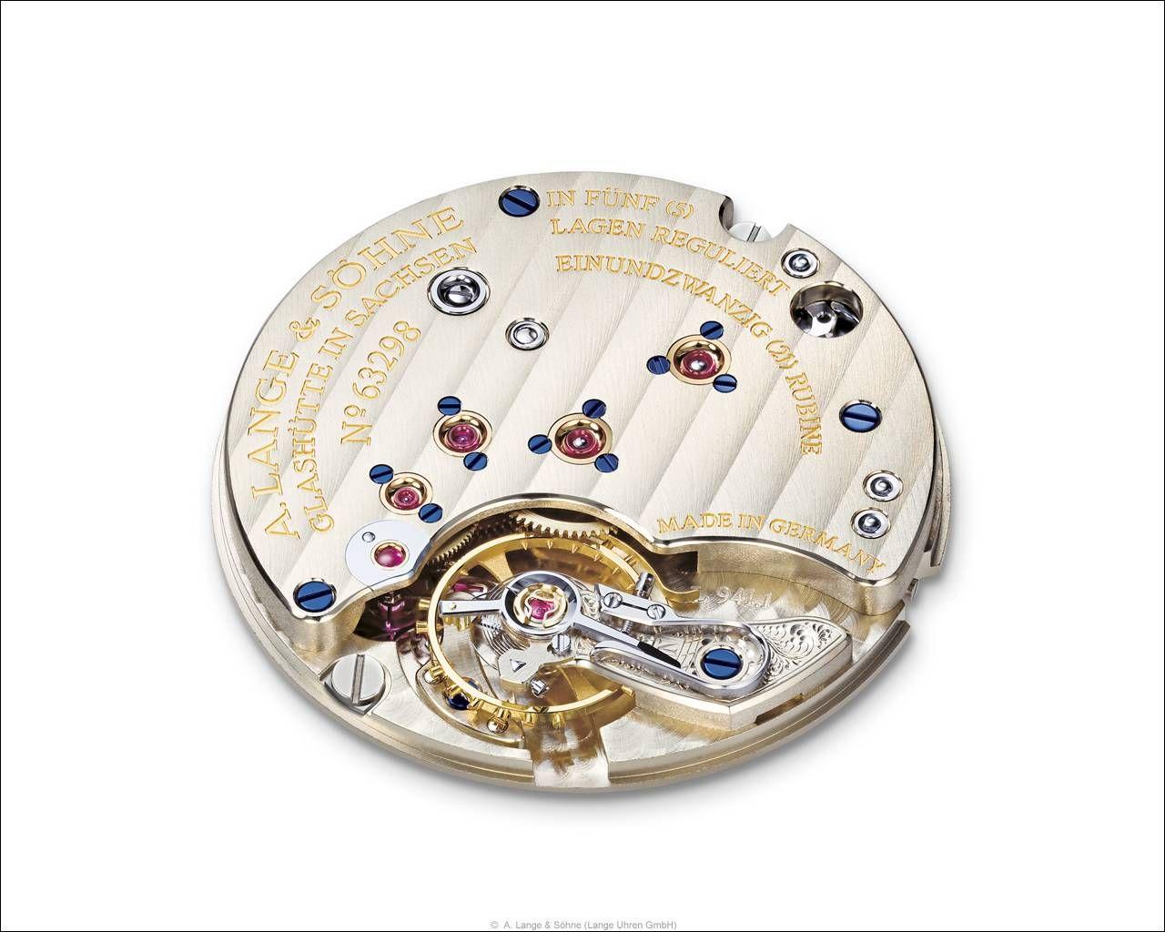 Uhrwerk SAXONIA, L941.1