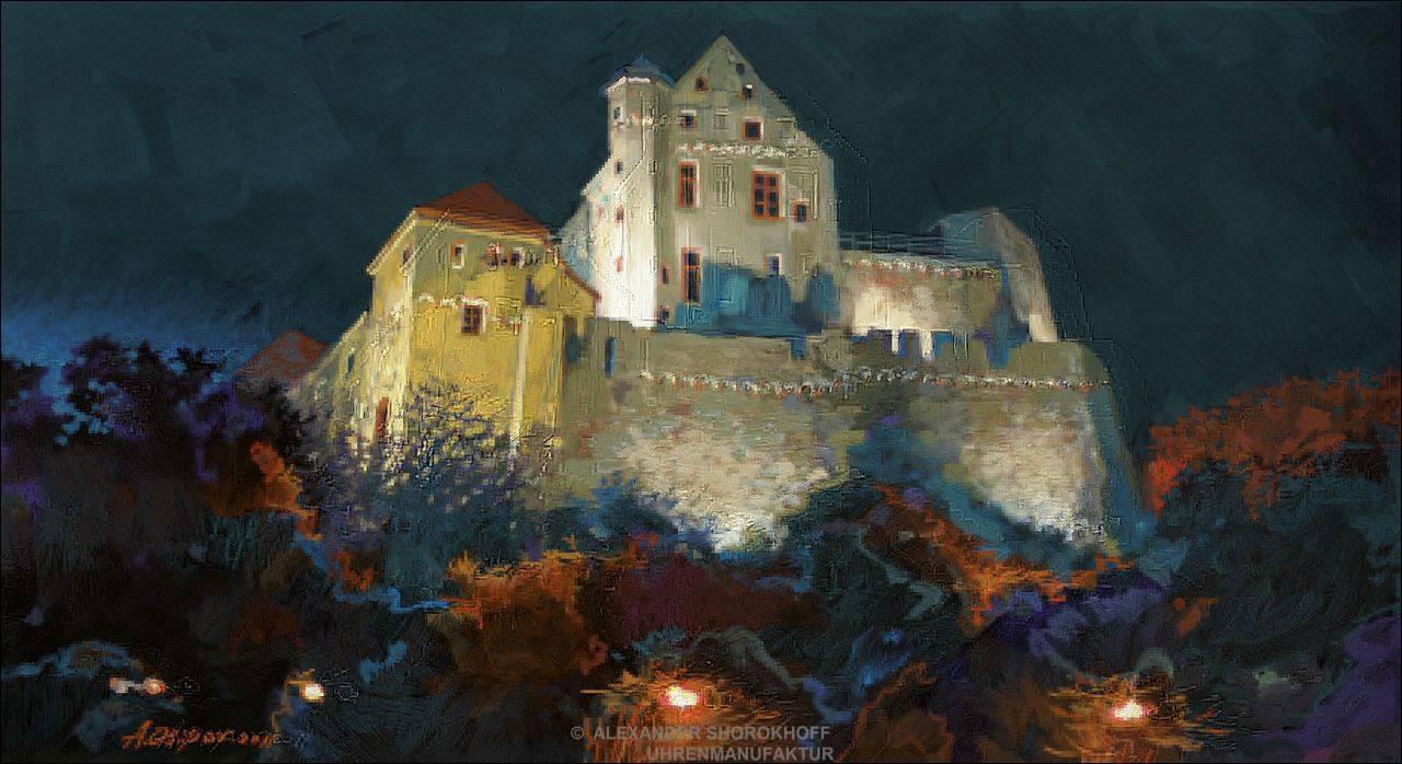 Alexander Shorokhoff > Burg Alzenau