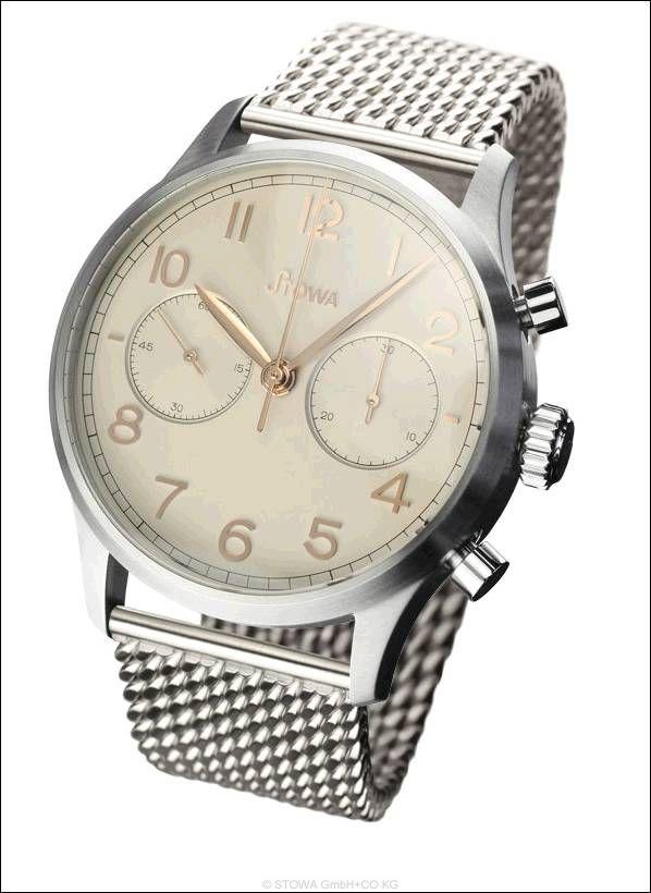 Chronograph 1938 matt