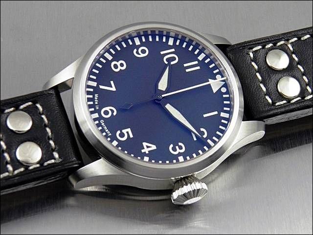 Tourby Watches - Fliegeruhr