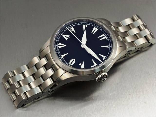 Tourby Watches - Fliegermodell - Ottoman Empire