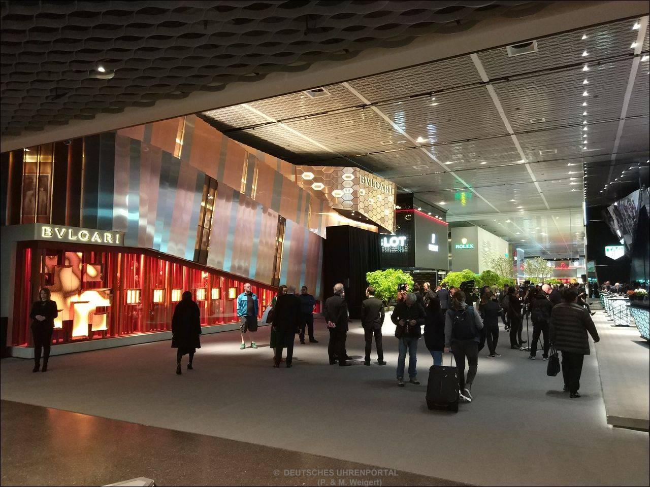 Baselworld Halle 1.0