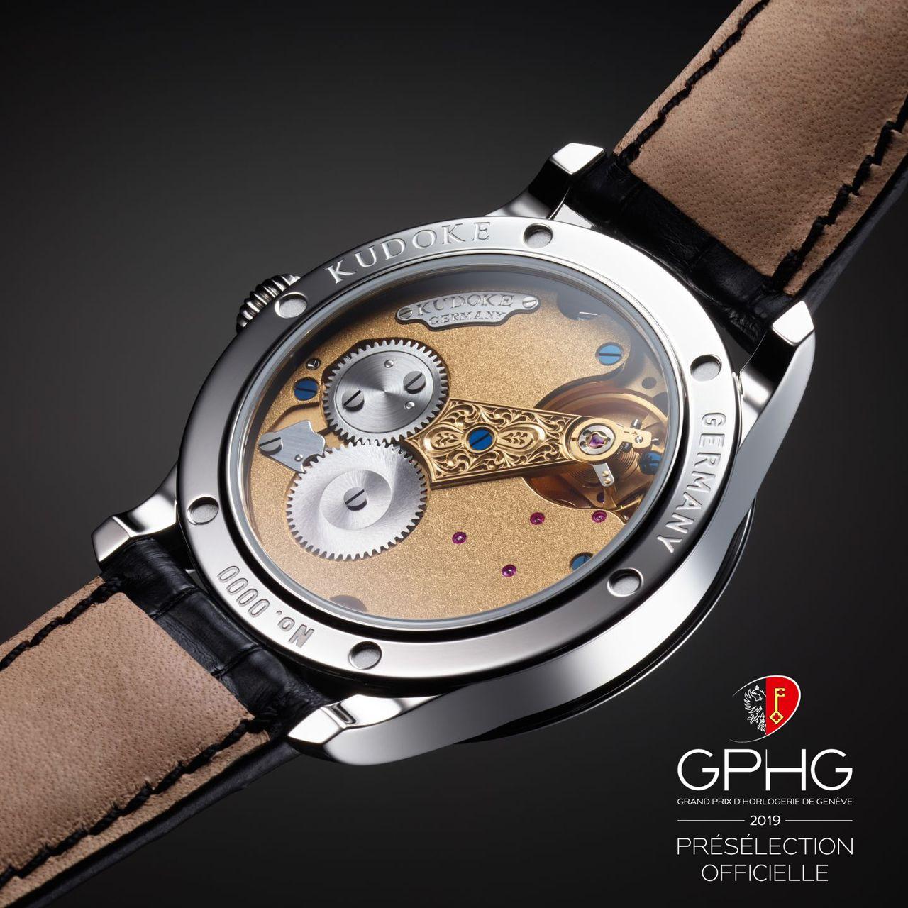 Kudoke - Grand Prix d'Horlogerie de Genéve