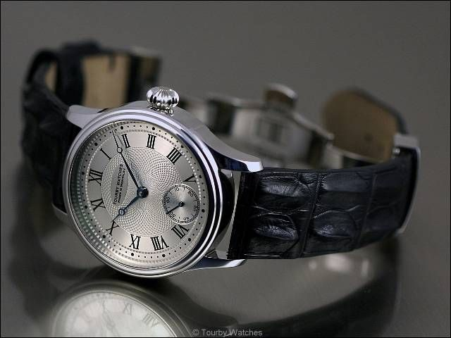 Tourby Watches Klassik Modell