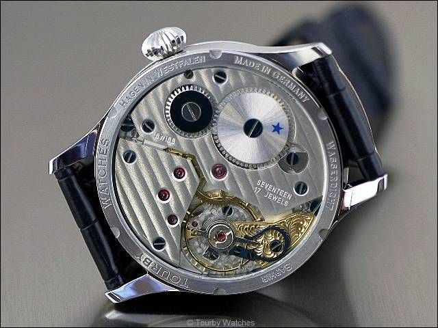 Tourby Watches - Klassik Modell