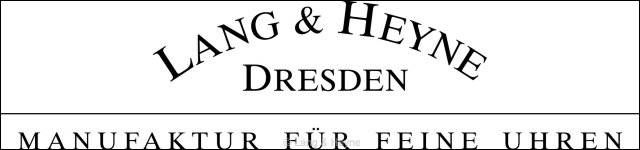Dresdner Uhrenmanufaktur Lang & Heyne