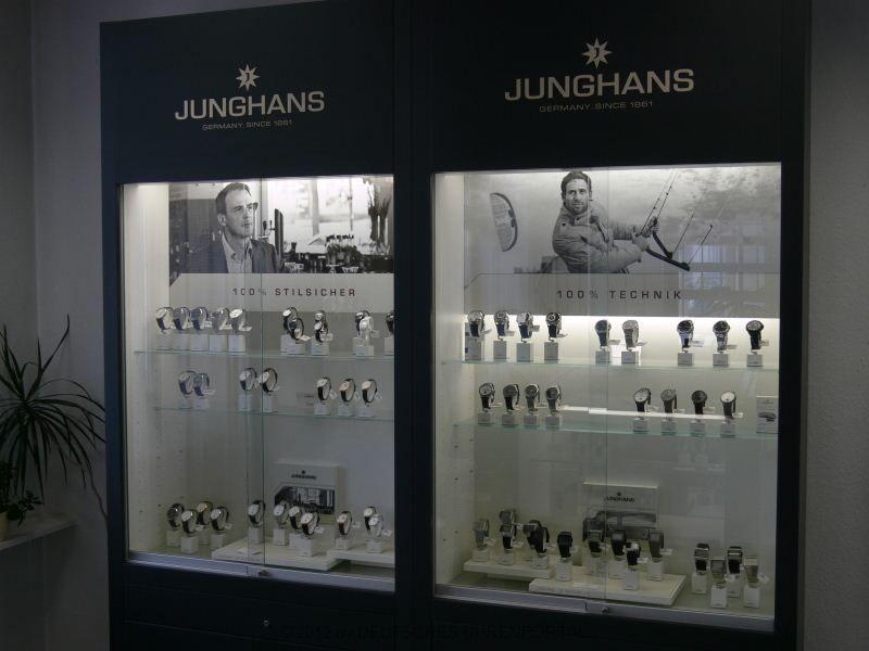 Junghans Werksverkauf in Schramberg