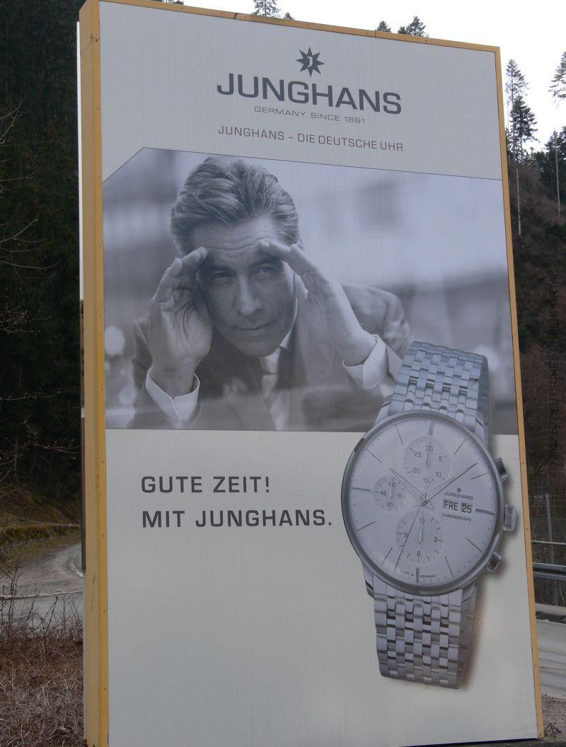JUNGHANS Die Deutsche Uhr