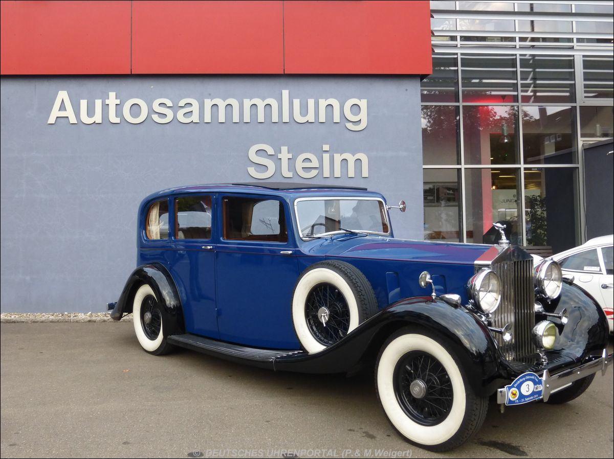 Autosammlung Steim in Schramberg