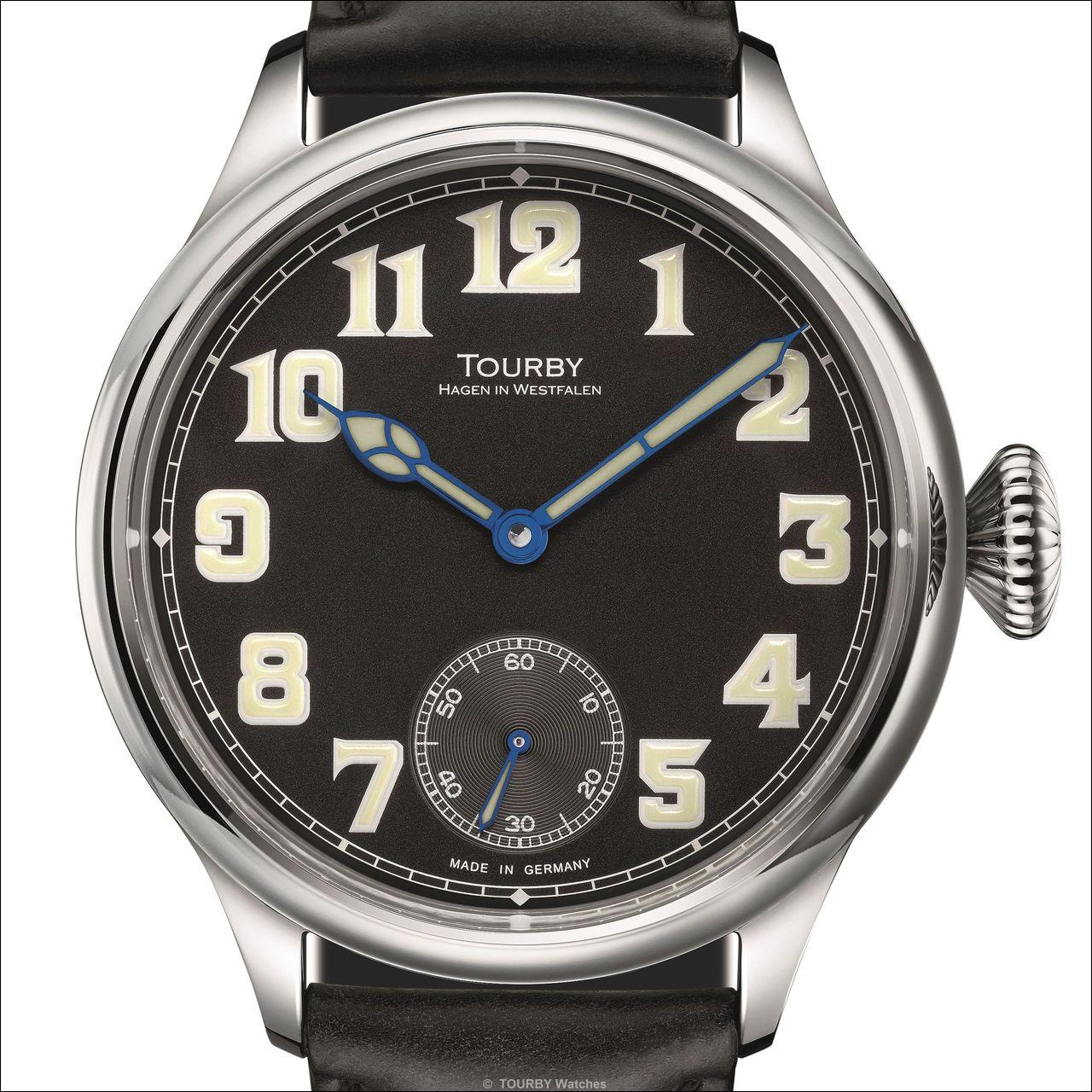 Tourby Watches > Old Military