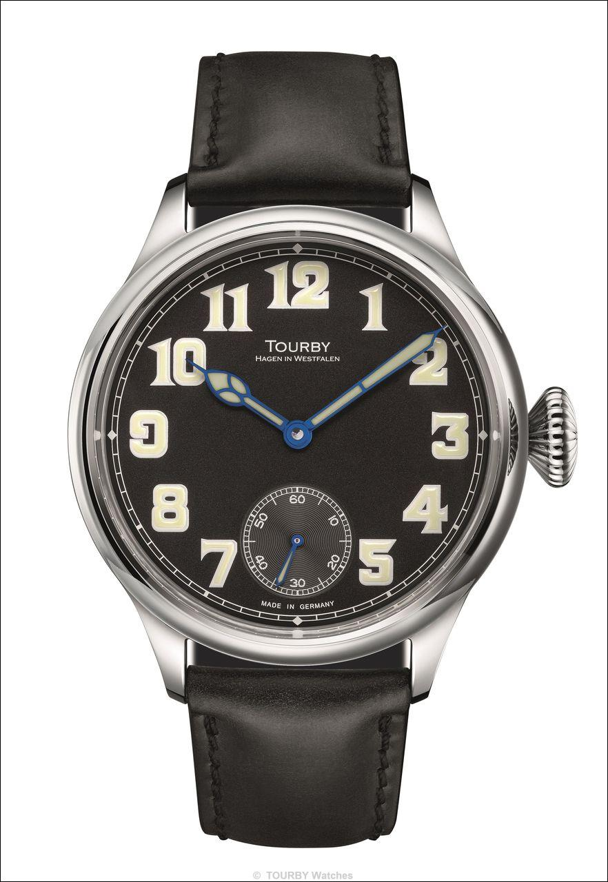 Tourby Watches: Old Military
