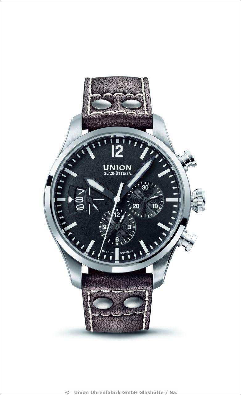 Belisar Pilot Chronograph