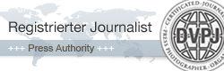Mitglied im Deutschen Verband der Pressejournalisten