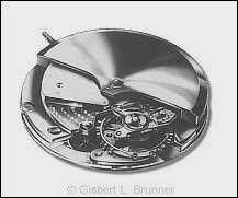 """Das Kaliber Felsa 692 """"Bidynator"""", das erste Automatik-Kaliber mit beidseitig wirkendem Rotor"""