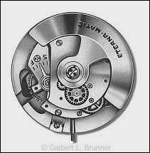 Die Eterna-Matic 1198 aus dem Jahr 1948