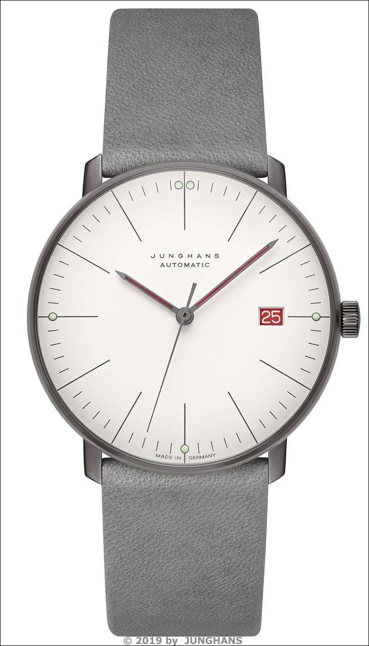 Junghans > max bill Automatic 100 Jahre Bauhaus