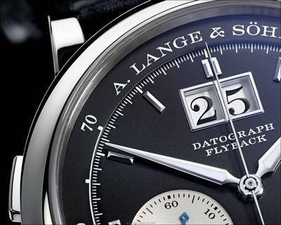 A. Lange & Söhne> Datograph auf/Ab > Ref. 405 035