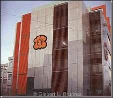 Das heutige ETA-Gebäude in Grenchen